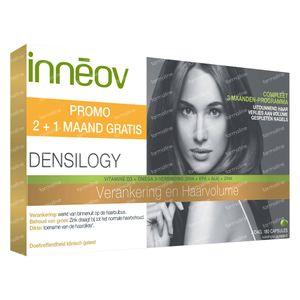 Innéov Densilogy Coffret Traitement 3 mois 180 capsules