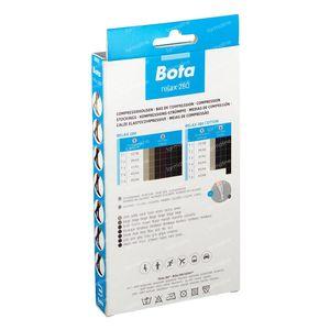 Bota Relax 280 Katoen Kniekous AD +P Blauw Maat 1 1 item
