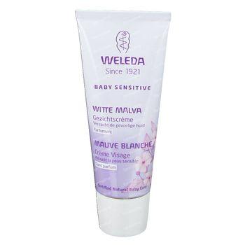 Weleda Bébé Malva Blanc Crème visage 50 ml crème