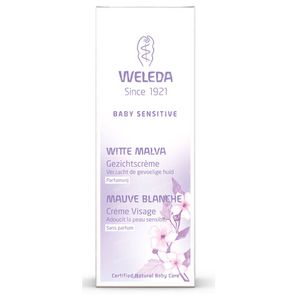 Weleda White Mallow Face Cream 50 ml cream