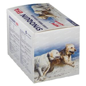 Synoquin EFA Hond Large Breed 120 capsules