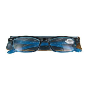 Pharma Glasses Reading Glasses Blue +1 1 item