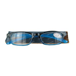 Pharma Glasses Reading Glasses Blue +2.5 1 item