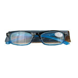 Pharma Glasses Lunettes De Lecture Bleu +3 1 pièce