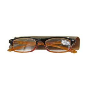 Pharma Glasses Reading Glasses Yellow +1.5 1 item