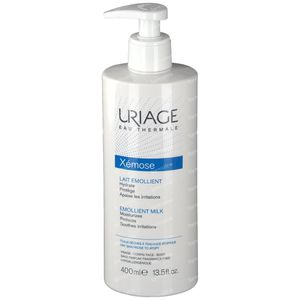 Uriage Xémose Hydraterende Melk 400 ml