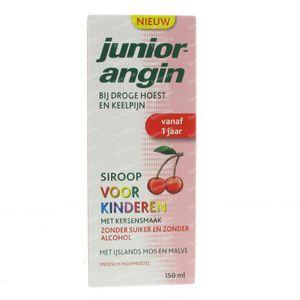 Junior Angin Siroop 150 ml