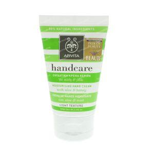 Apivita Hand Care Crème Mains Hydratation 50 ml Tube