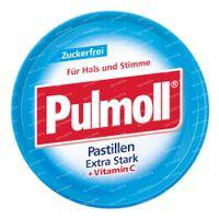Pulmoll Extra Strong Bonbons Contre La Toux Sans Sucre + Vitamine C 45 g