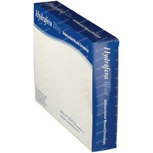 Hydrofera Blue Dressing 10x10cm hb4414 10 pieces