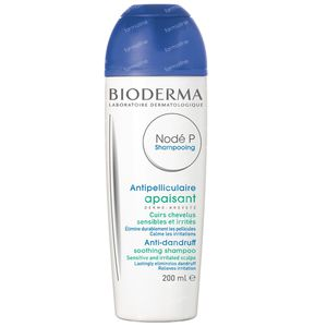 Bioderma Node P Shampoo Anti-Dandruff Soothing 200 ml