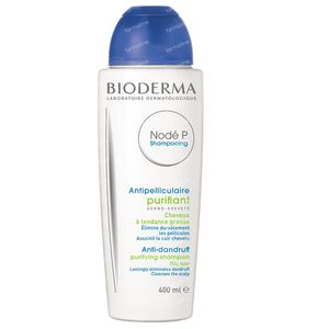 Bioderma Node P Shampoo Anti-Dandruff Purifying 400 ml