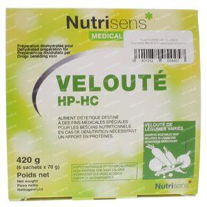 Tonus Line Velouté HP/HC Légumes 420 g