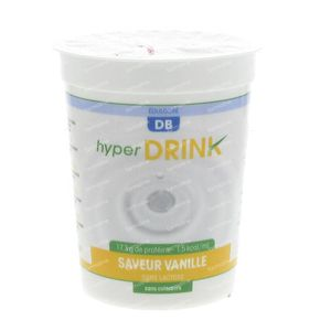 Nutrisens Hyperdrink DB HP/HC Vanilla Without Lactose 1200 ml
