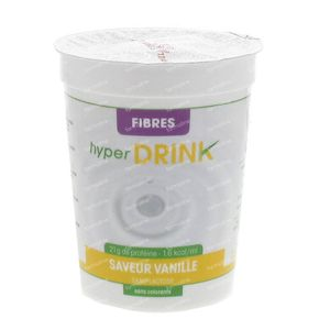 Nutrisens Hyperdrink HP/HC Fibre Vanilla Without Lactose 1200 ml
