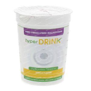 Nutrisens Hyperdrink HP/HC Fibre Vanille Zonder Lactose 1200 ml