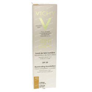 Vichy Teint Idéal Fond De Teint Lumiere 45 Dore 30 ml