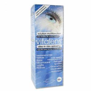 Vitalens Oplossing Contactlens 360 ml