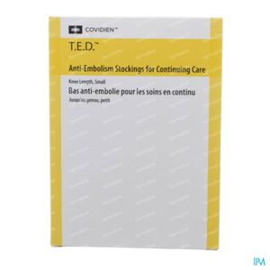 Ted Rested Kniekous 4317 Long Beige Small 1 stuk