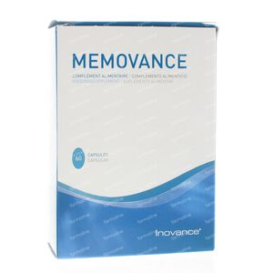Inovance Memovance Ca113 60 St Capsules