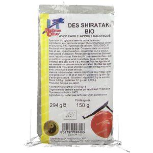 Shirataki Nouilles + Sauce Bio 150 g