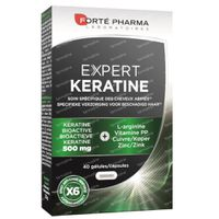 Forté Pharma Expert Keratine 40  kapseln