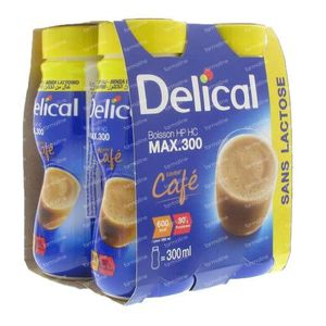 Delical Max 300 Koffie 1200 ml