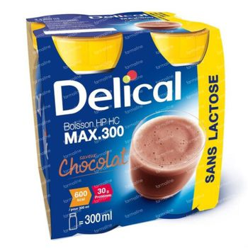 Delical Max 300 Chocolat 1200 ml