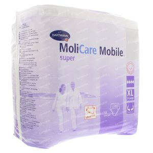 Molicare Mobile Super XL 14 pieces