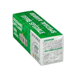 Oenobiol Haar Revitaliserend + 1 Maand Gratis 3x60 capsules