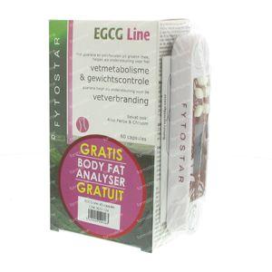 Fytostar EGCG Line Expertise + Body Fat Meter Gratis 1 stuk