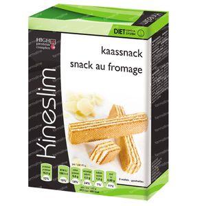 Kineslim Goûter Au Fromage 8 pièces