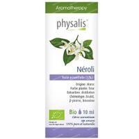 Physalis Néroli Huile Essentielle Bio 10 ml