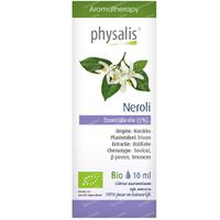 Physalis Neroli Essentiële Olie Bio 10 ml
