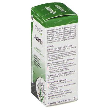 Physalis Jasmin Huile Essentielle Bio 10 ml