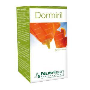 Nutrisan Dormiril 60 stuks Capsules