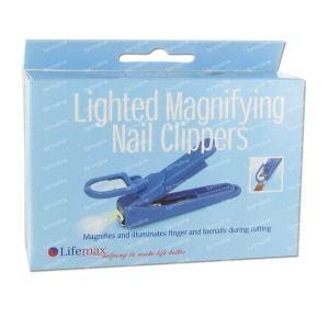 Nagelknipper + Licht + Vergrootglas ad121284 1 St