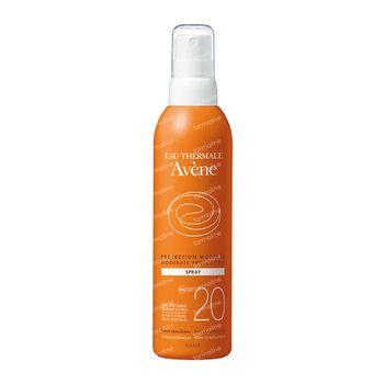 Avène Soleil Spray SPF20 200 ml spray
