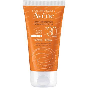 Avène Zonnecrème SPF30 50 ml crème