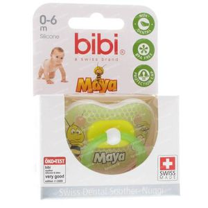 Bibi Soother Studio 100 Maya The Bee 0-6 Months 1 item