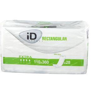 ID Expert Rect pe+ srrip 110x360 5910020280 28 stuks