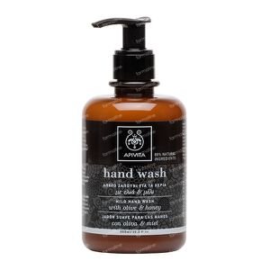 Apivita Hand Care Milde Hand Wash 300 ml fles