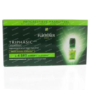 Rene Furterer Triphasic VHT ATP Intensif 44 ml ampoules