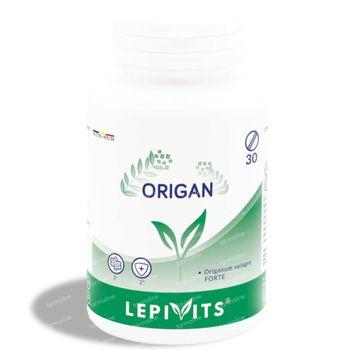 Lepivits Origanum Vulgare 30 comprimés