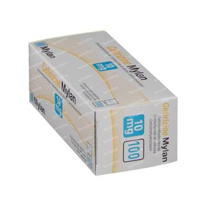 Cetirizine Mylan 10mg 100 tabletten