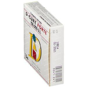 D-Cure Forte 100.000 UI 3 ampoules