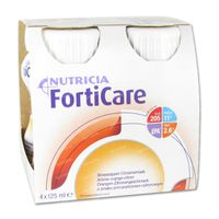 Nutricia Forticare Citroen-Sinaas 500 ml