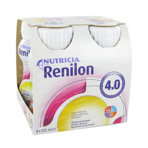 Renilon 4.0 Abrikoos 500 ml