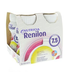 Renilon 7.5 Abricot 500 ml