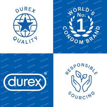 Durex Préservatifs Extra Safe 12 pièces